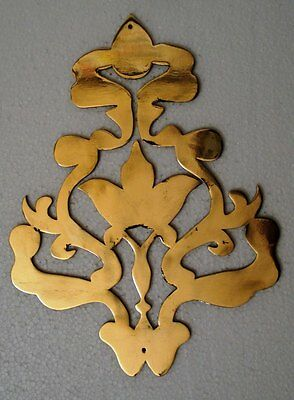 Real ANTIQUE ship's Door PLAQUE / PLATE for Decoration - From Passenger Vessel