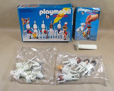 playmobil COLOR 3608 ALLE TEILE NEU & EINGESCHWEIßT / NEW INSIDE SEALED - MINT !