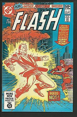 The Flash #301 - Another Firestorm Shocker -  Bagged Volume 1 1981