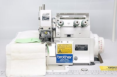 Tysew TY-7733DD-1 3 Thread Overlocking Direct Drive Industrial Sewing Machine