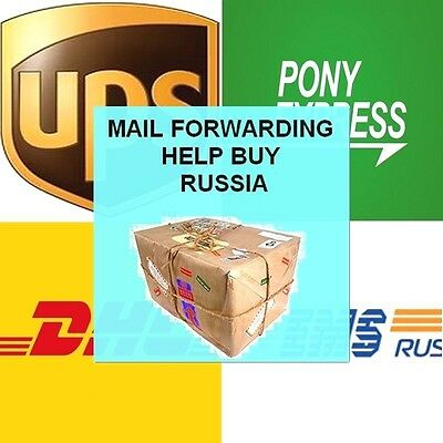 Russia Mail Forwarding Service Worldwide Package Parcels Help Shipping Online