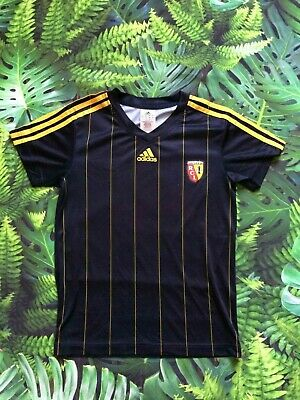 RACING CLUB DE LENS Jersey Maillot Camiseta Away 2012 2013 Adidas RCL France 14