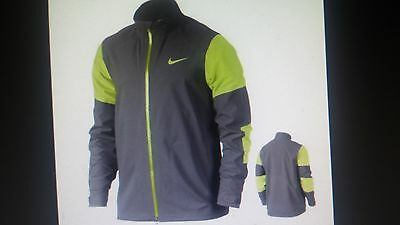 190E Nike Storm-Fit  Waterproof GolfGREY AND YELLOW SIZE XL/ BLUE SIZE XXL
