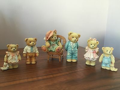 Cherished Teddy Collection - 30 Items