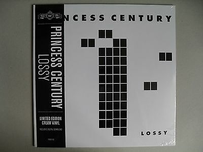 Princess Century-Lossy (Limited Edition Cream Vinyl+ Digital Download) (Mint)