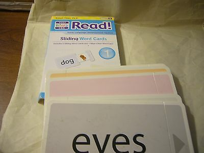 Your Baby Can Read Robert Titzer Ph.D. Early Language Develop Set Cards Volume 1