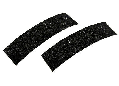 2 x Bass Drum Hoop Adhesive Protector Strip Kit - Cheapest on eBay!