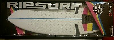 Razor Ripsurf Board with Extra Wheel and Stickers Skateboard 15055990 NEW
