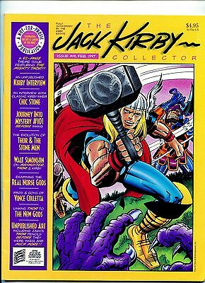 The Jack Kirby Collector Issue #14 Feb 1997 Thor !!