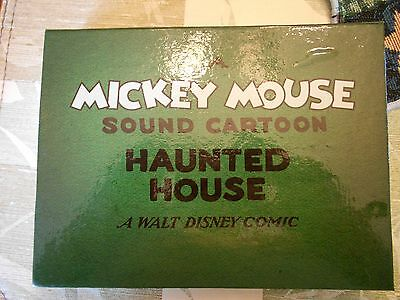 Mickey Mouse Limited Edition Of 3000 Haunted House 7 Piece Pin Set