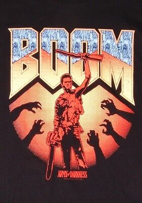 Army Of Darkness  Boom T-Shirt T-Shirt US-Size Small