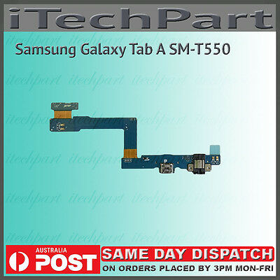 Genuine Samsung Galaxy Tab A SM-T550 Charging Port Dock Flex Cable