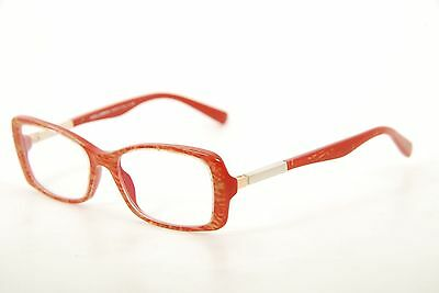 69cd35f0a60 New Authentic Dolce   Gabbana DG 3156 2703 Red Gold 51mm Eyeglasses Frames  RX