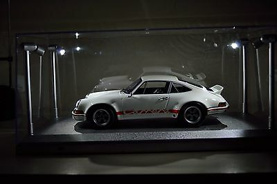 Display case with LED Lights 1:18 (1/18) scale model cars