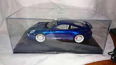 Display case for 1:18 (1/18) scale model cars by exclusiv cars