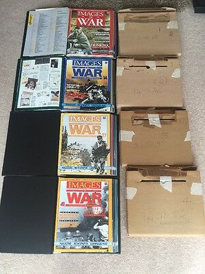 IMAGES OF WAR 1939-45 Marshall Cavendish From Editions 1-52 Complete Collection