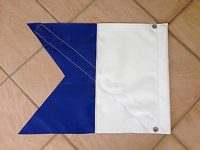 Dive Flag-(Nsw Regs). Scuba Diving And Snorkeling - Aussie Made