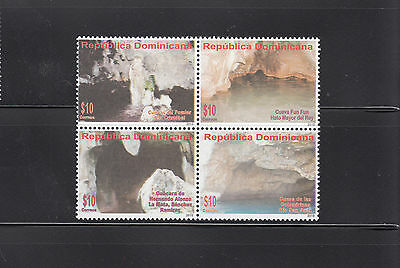 Dominican Republic 2011 Caves  Sc 1501  mint never hinged