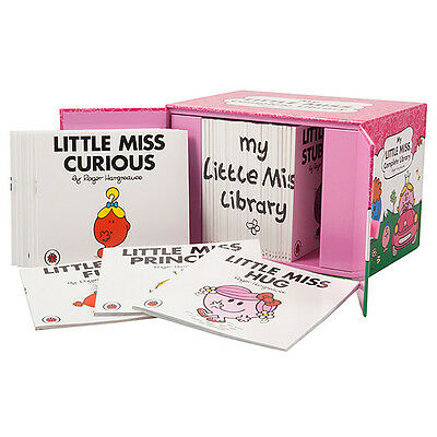 My Little Miss Complete Library Complete Box Set 35 Books Collection