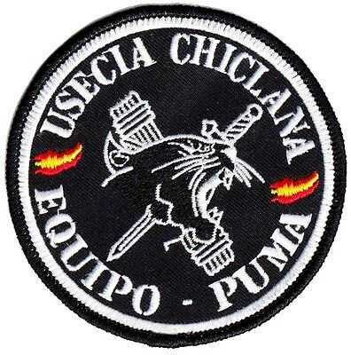 SPAIN GUARDIA CIVIL Police patch  (Special Unit Chiclana)
