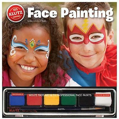 Face Painting - Childrens Books by Klutz (135427)