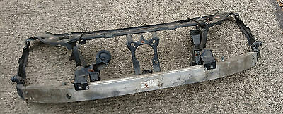Mercedes E Class W211 Front Slam Panel With Bumper Support Bar