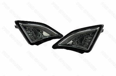 LED Signal Corner Indicator Lights SMOKED BLACK for Toyota GT86 86 GT GTS Lamp