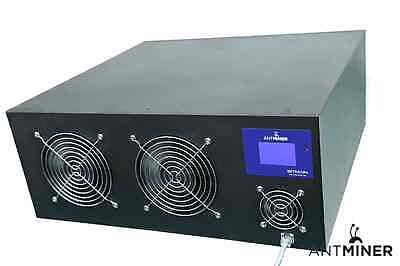 Bitcoin Miner Antminer S2   1000 GH/S