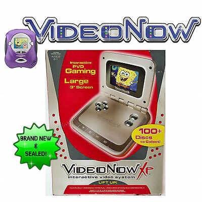 ●● Videonow Xp Console ●●  Interactive Pvd Gaming / Video System ●● **new**