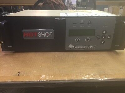Ameritherm Hotshot induction heater w/ wand and attachments