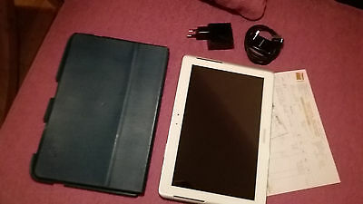 Tablette Galaxy Tab 2 Samsung GT-P5110, version Android 4.1.2