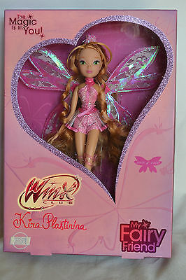 Special Limited Edition Winx Club Flora Doll by Kira Plastinina #3808 of 4100