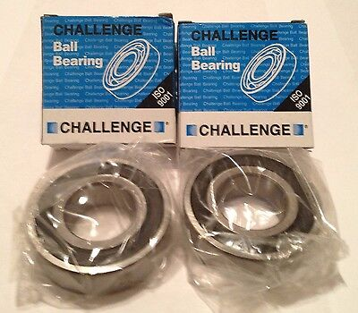 Set Of 4 Trailer Wheel Bearings - Erde 100, 122, 127 Daxara Models Plus Others