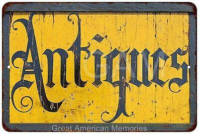 Antiques  Vintage Look Reproduction Metal Sign 8x12 8121555