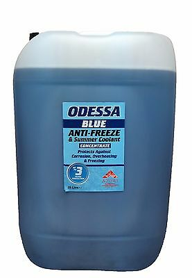 Antifreeze Blue 25L Ready To Use - 48 Hour Delivery