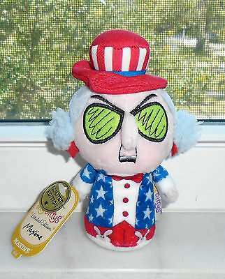 Hallmark 2016 MAXINE Itty Bittys Bitty Patriotic 4th OF July LIMITED EDITION NWT