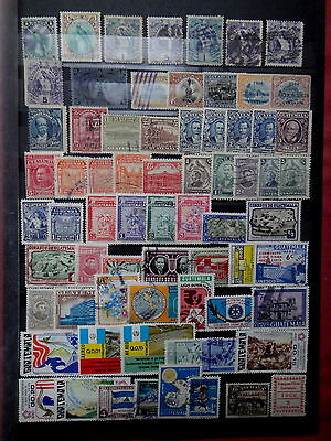 GUATEMALA 1881/1977 - Stamps Lot - Mint / Used - Very Fine - r13b1164