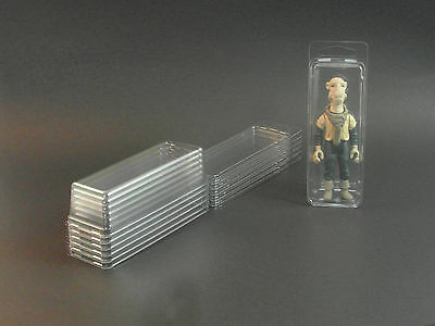 STAR WARS BLISTER CASE - 10 Action Figure Protective Clamshell - SMALL GI Joe