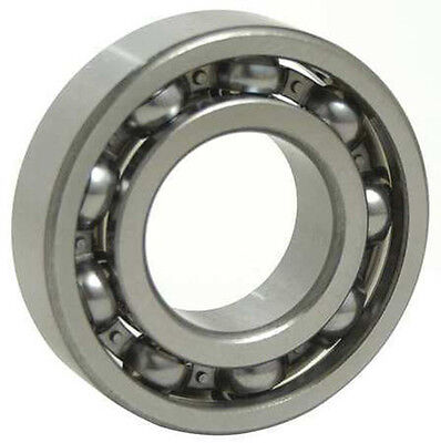 6208 Open ( No Seals)  C3 Premium Ball Bearing  Fits Rotary and Finish Mowers