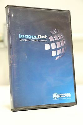 Campbell Scientific LoggerNet DataLogger Support SoftWare Ver. 4.0