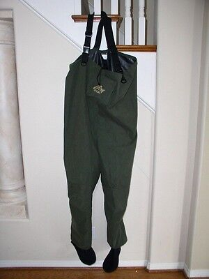 BARE STOCKINGFOOT BREATHABLE WADERS size LK Large King