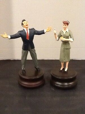 Dave Grossman Creations, Lucy, Desi,Fred and Ethel collectables