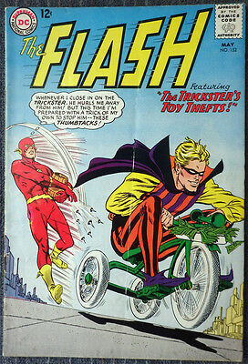 The Flash #152 - The Trickster's Toy Thefts! Fox! Infantino! Anderson!