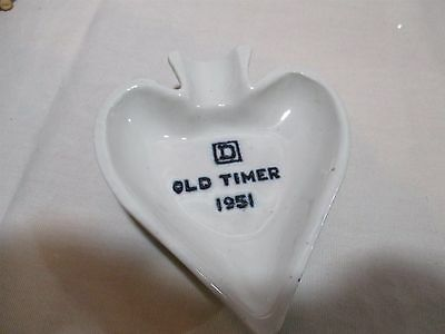 Old Timer Square D Company 1951 Sm Dish
