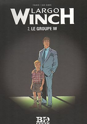 Largo Winch - Le Groupe W / Collection Le Figaro N°2