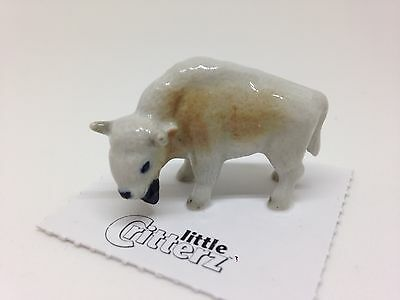 "Little Critterz - LC837 ""Lightning"" White Buffalo"