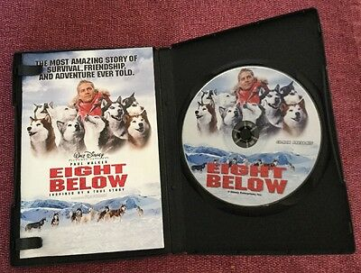 Eight Below Movie Press Kit