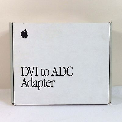 Apple DVI to ADC Display Monitor Power Adapter M8661LL/B - Free Shipping!