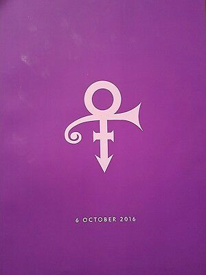 Opening Day Paisley Park Tour Book, With Date On Book + Mpls 16-Pg Tribute!!!!!
