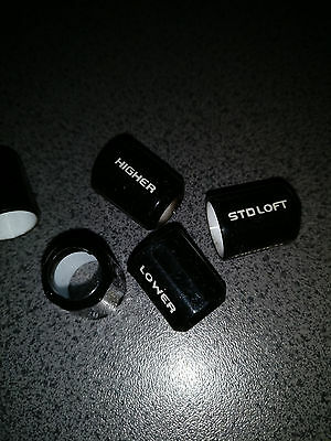 New Replacement Ferrules Caps for TaylorMade R11 R1 RBZ Adaptor Sleeve .335/.350